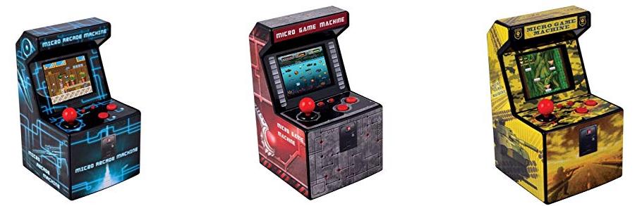 Mini Recreativa Arcade.