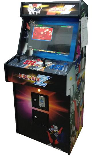monedero arcade clasica