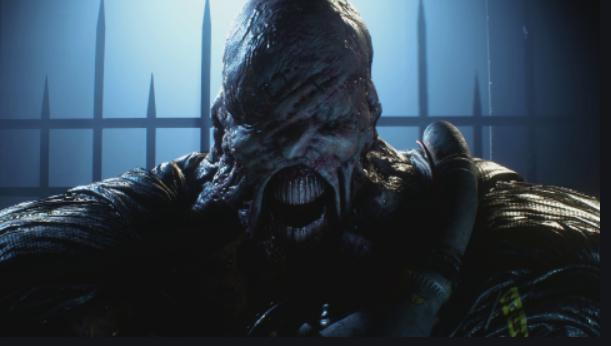 Nemesis Residente Evil 3