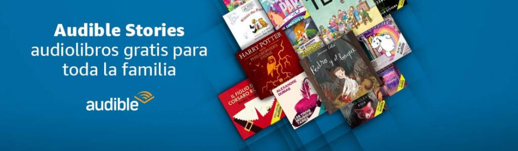 Audiolibros gratis en cuarentena