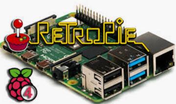 RETROPIE 4.6 para RASPBERRY PI 4