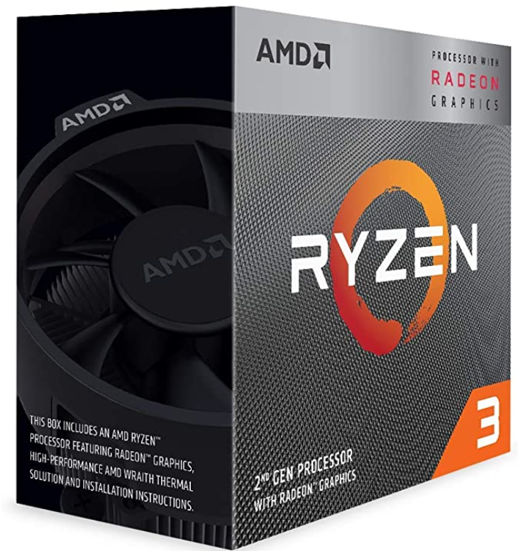 Microprocesador Rayzen 3