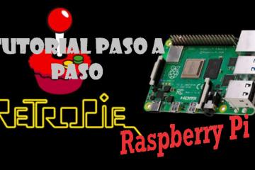Tutorial RETROPIE 4.6 para RASPBERRY PI 4