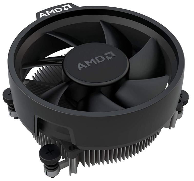 AMD 3200G Ryzen 3, Procesador con Disipador de calor Wraith Stealth
