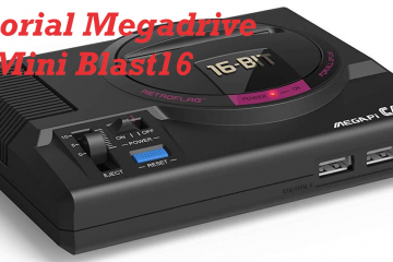 TUTORIAL CREAR MEGADRIVE MINI