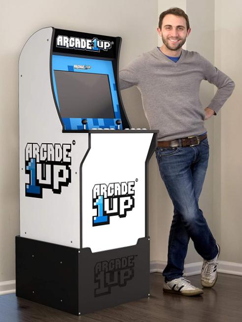 Arcade 1Up es una máquina arcade