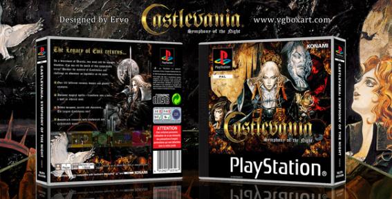Castlevania: Sinfonía de la noche