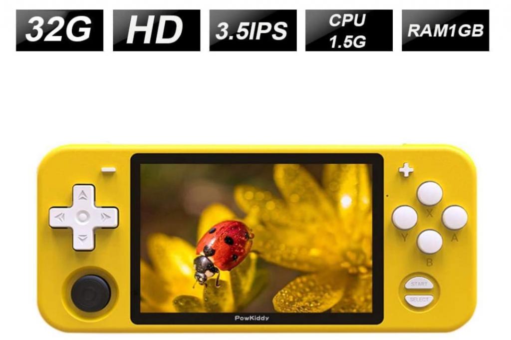 RGB10 características
