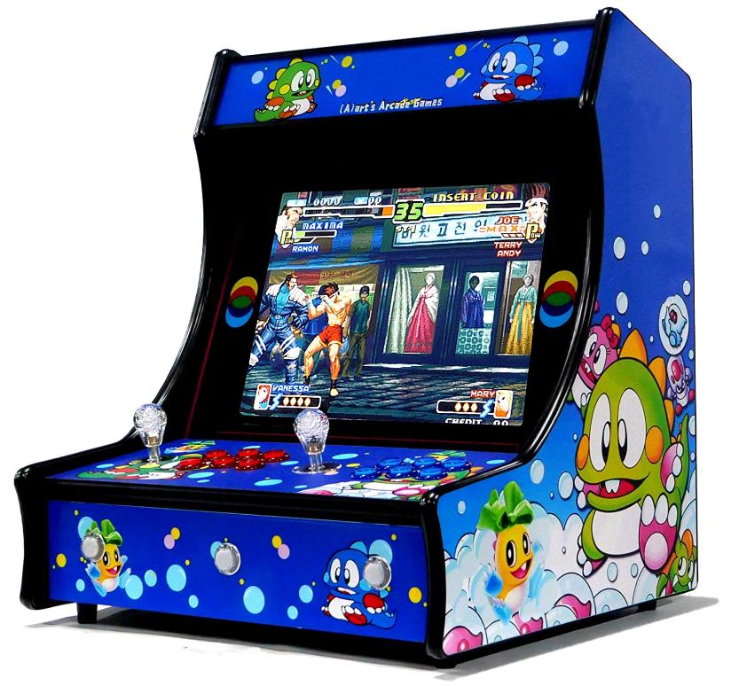 Bartop Pandora box 2700 Juegos Retro Consola
